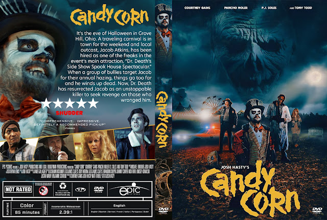 Candy Corn DVD Cover