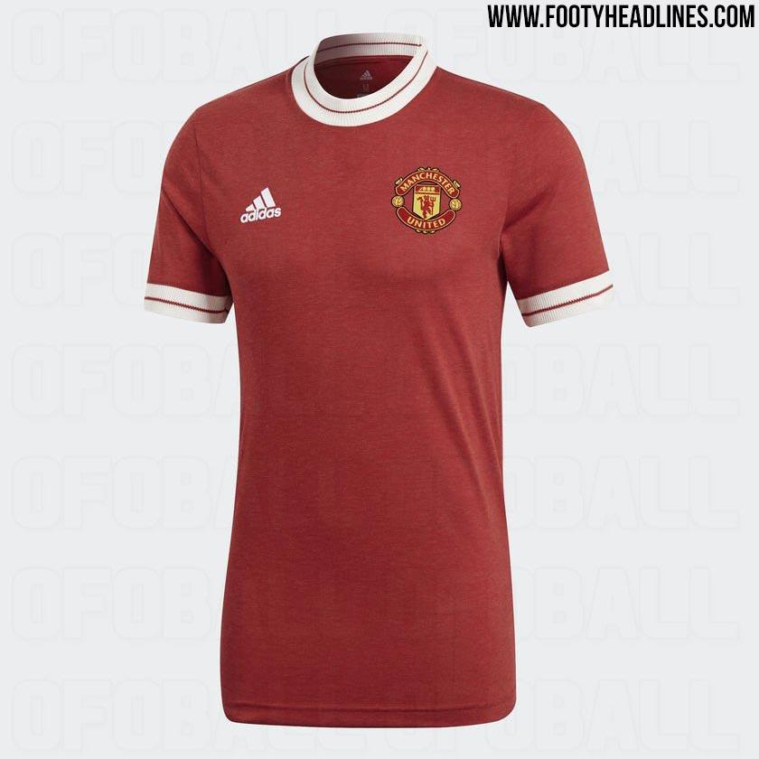 separation shoes a2cdf 01a37 Las camisetas VINTAGE de Adidas del Manchester United, Real ...