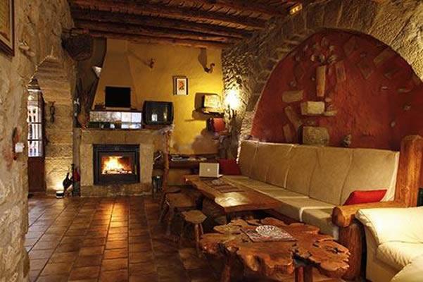 Art rustic turismo rural 3 y 4 estrellas noviembre 2012 - Casa rural madera y sal ...