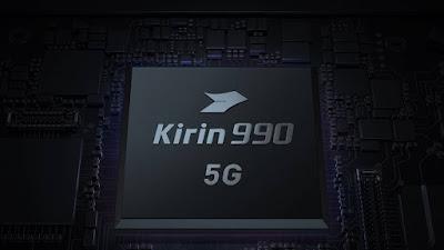 Processor Huawei P40 Pro Plus