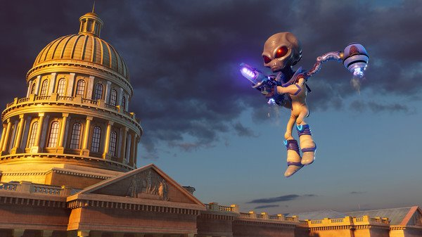 Destroy All Humans (2020) PC Full Español