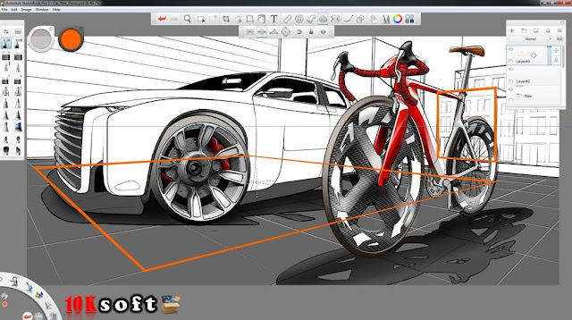 Autodesk SketchBook Pro Enterprise 2015 Latest version Free Download