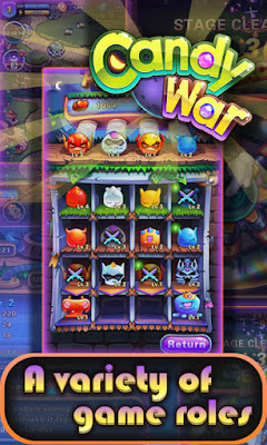 Download Candy War Mod Apk Latest Version