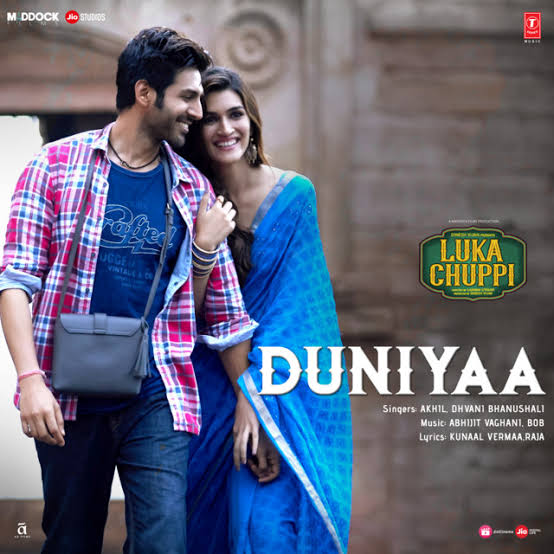 Duniya Love Song Lyrics, Sung By Akhil & Dhvani Bhanushali