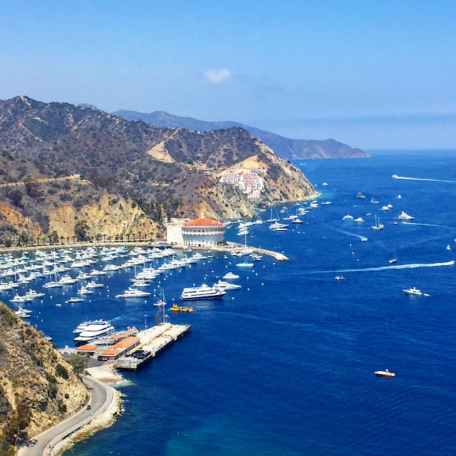 Avalon Harbor, Catalina