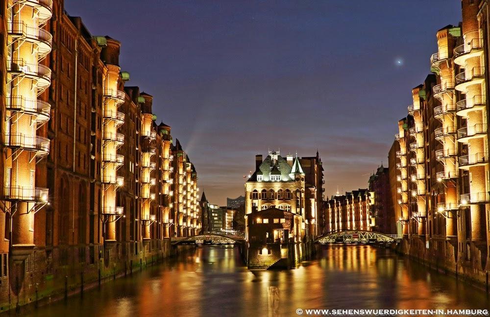 Speicherstadt Weltkulturerbe, Sehenswürdigkeiten in Hamburg