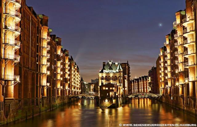 Speicherstadt Hamburg, Sehenswürdigkeiten in Hamburg