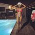 Shocking photos released by Nollywood actress Georgina Onuoha....