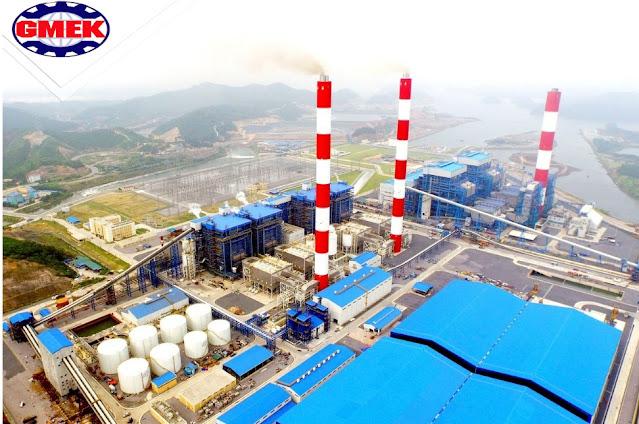 Hệ thống bơm cấp nước cho nhà máy nhiệt điện