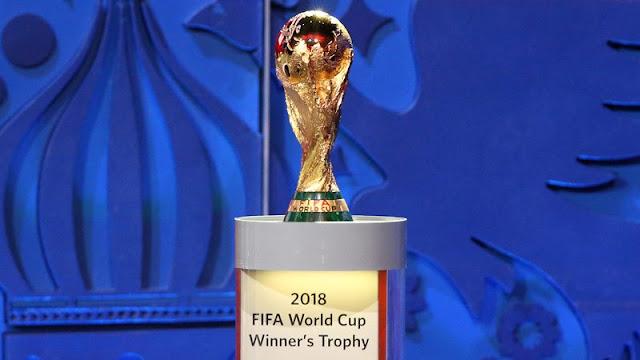 Fifa world cup 2018 winner trophy