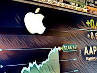 Cara Investasi Jual Beli Saham APPLE Melalui Market Perdagangan Dunia