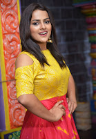 Shraddha Srinath Cute Photos at Aadi%s Film Launch TollywoodBlog