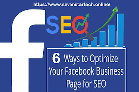 Optimize Your Facebook Business Page for SEO