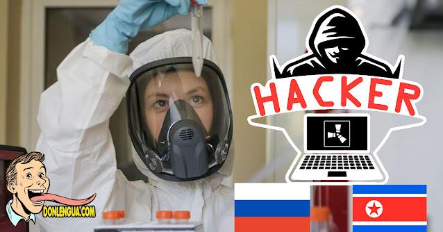 Rusia y Corea del Norte intentaron hackear centro de investigaciones del COVID