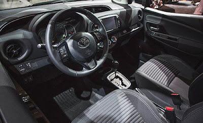 Perubahan Interior Toyota New Yaris