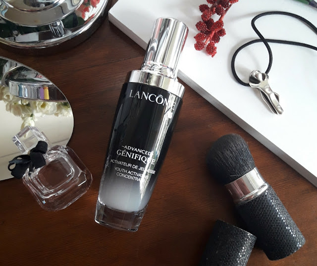 LANCOME Advanced Genifique Youth Activating Concentrate Serum review.