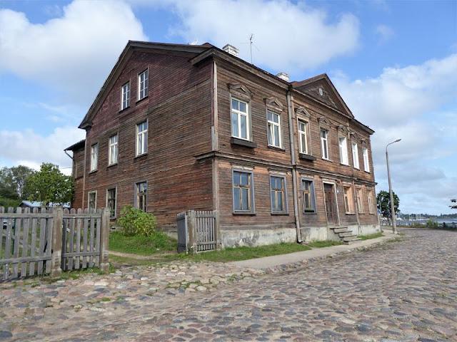 casa in legno a kipsala
