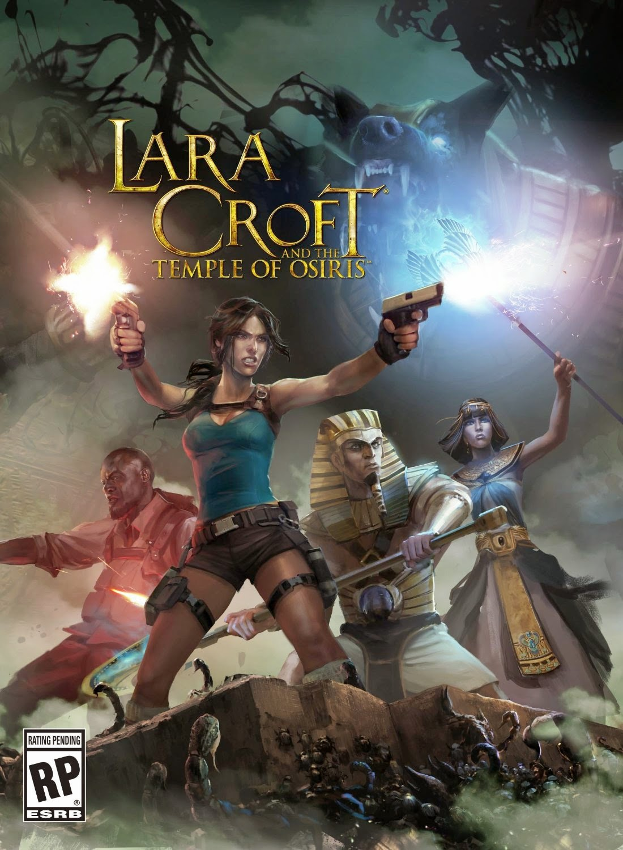 Lara Croft And The Temple Of Osiris ESPAÑOL PC