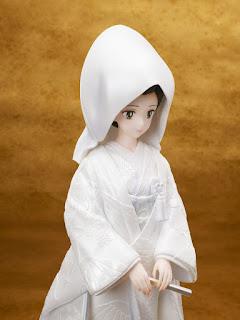 Maison Ikkoku – Otonashi Kyoko -Shiromuku- PVC figure by F:NEX (FuRyu)