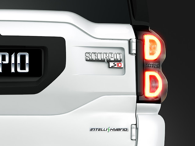 Mahindra Scorpio With An All-New Intelli-Hybrid Technology
