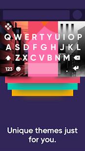 Fleksy – Emoji & GIF keyboard app v9.8.0 build 2784 [Premium] APK
