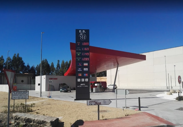 Las gasolineras más baratas de España. Y una está en Barro.