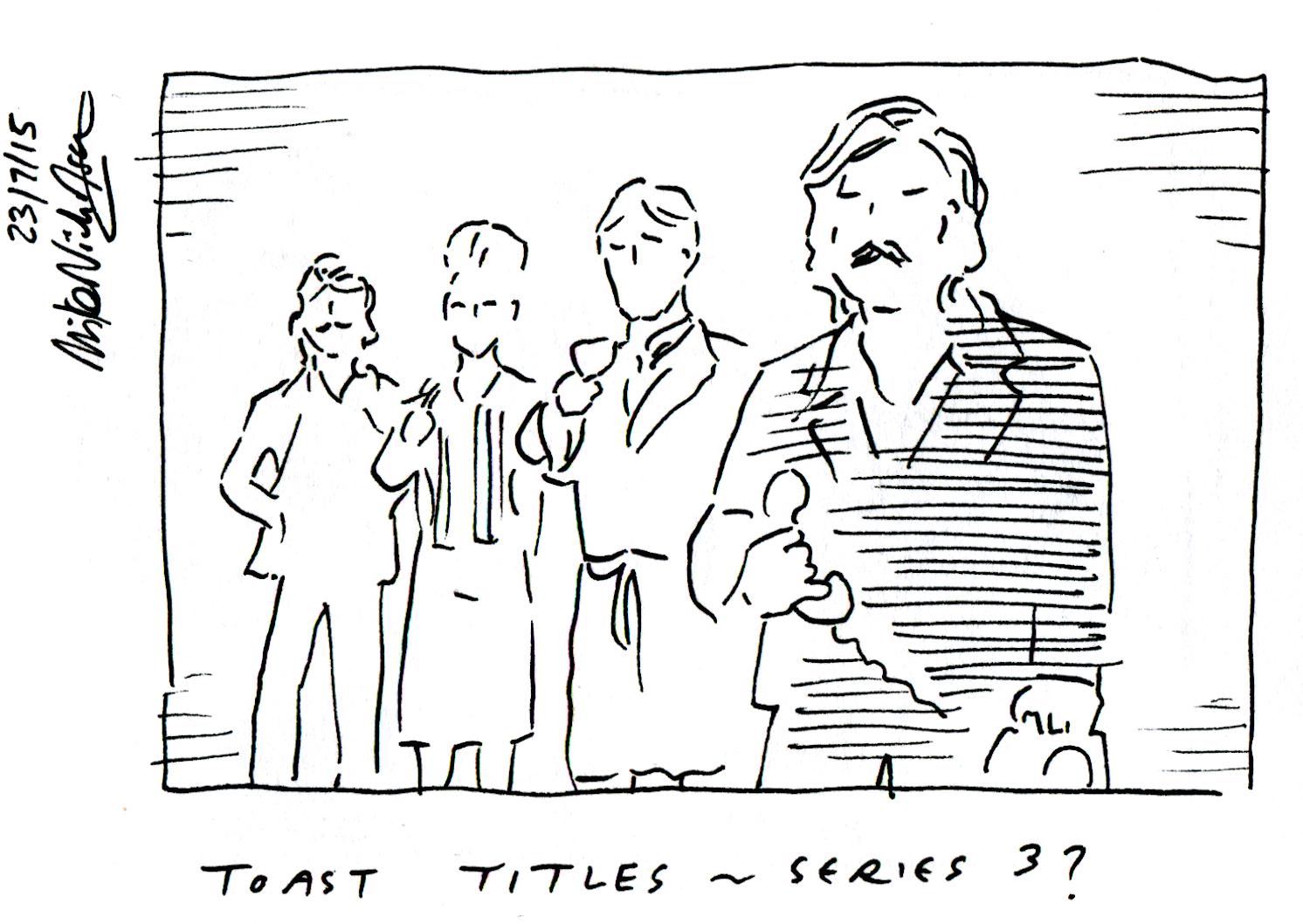 Ensixteen Editions Toast Slice Zero Title Sequence