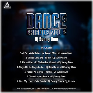 DANCE EPISODE VOL 2 - DJ SUNNY DWN (CG ALBUM)