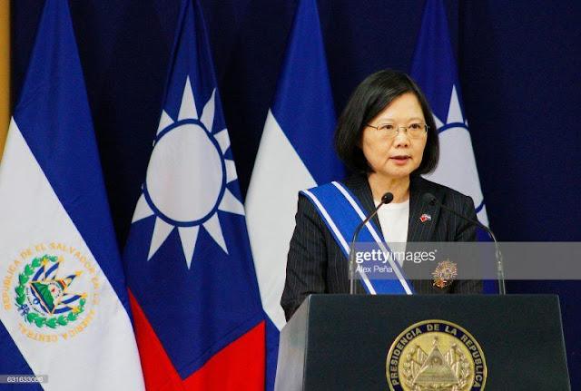 Đài Loan lên án 'chế độ độc tài' Trung Quốc đúng ngày kỷ niệm 1/10