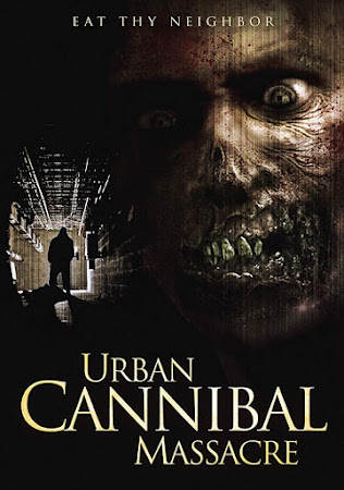 Poster Of Urban Cannibal Massacre 2013 In Hindi Bluray 720P Free Download