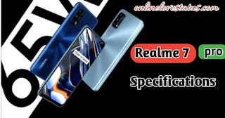 Realme 7 Pro Full Phone Specifications
