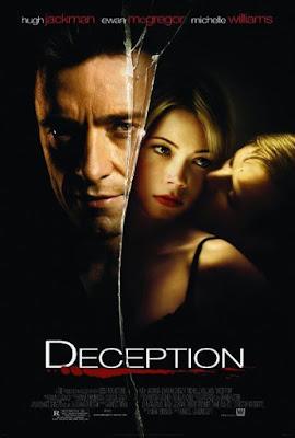 Deception Poster