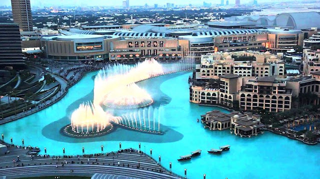 Top 3 Travel Vlog You Must See Before Traveling to The Dubai Fountain
