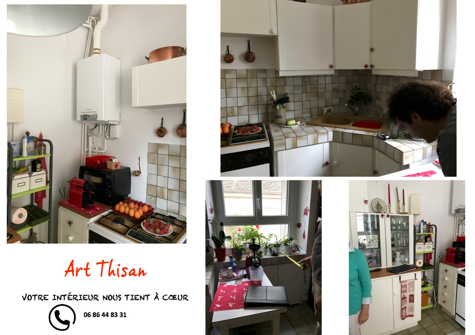 Plan De Travail 15 art thisan votre intÉrieur nous tient À coeur: cuisine gris