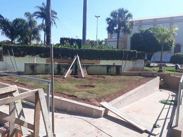 Banheiro Público será reinaugurado neste sábado em Cajobi