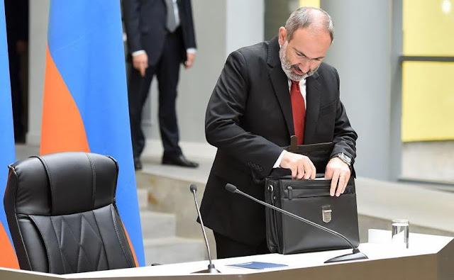 Pashinyan pide economía común en UEE