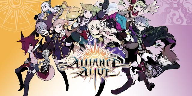 Cultuado game The Alliance Alive vai ganhar uma versão remasterizada