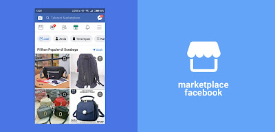 Cara Upload Produk di Marketplace Facebook ( Android / Aplikasi )