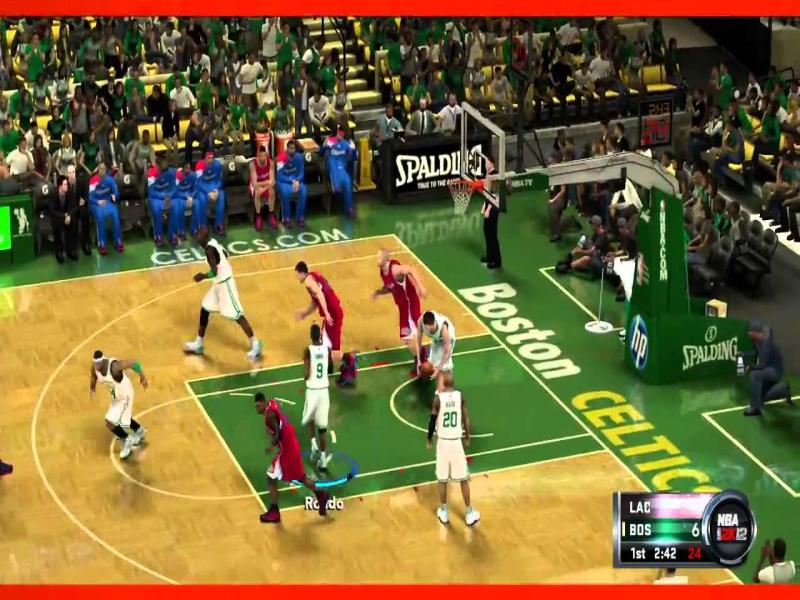 NBA 2K12 PC Game Free Download
