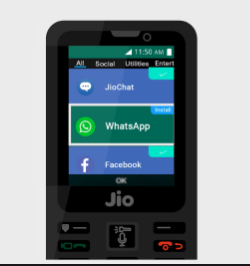 How To Download & Install Whatsapp In JIO Phone? 3 Easy