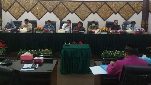 Hearing dengan Mitra Kerja, Komisi IV Bahas Proses Belajar Tatap Muka