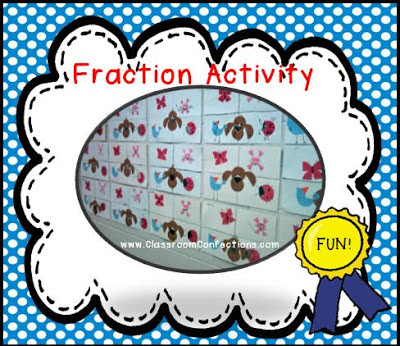 fun fraction activity