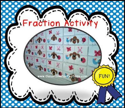 fun fraction activity