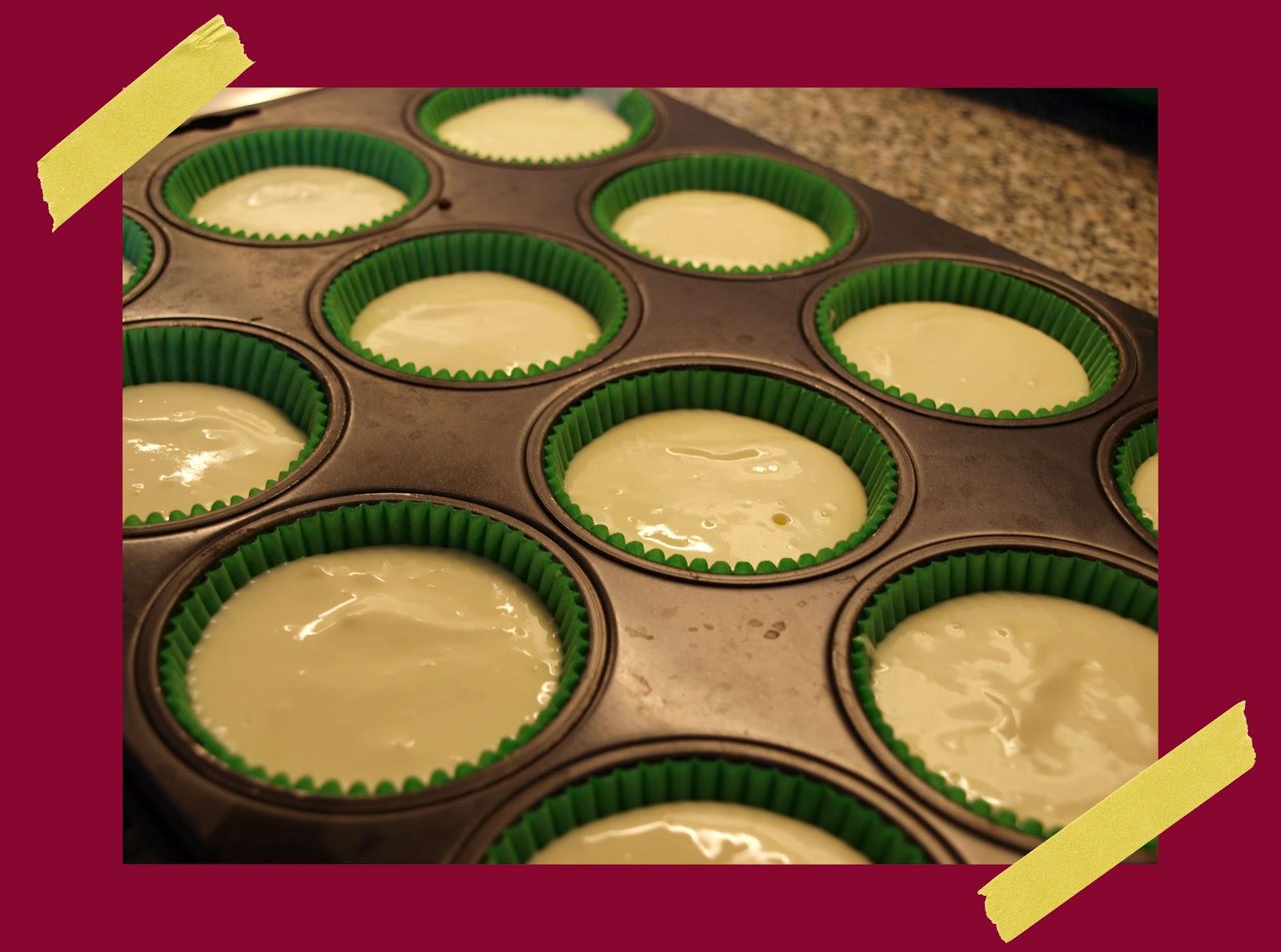 Little Bakery Nachgebacken Kasekuchen Muffins