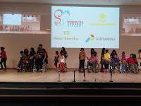 Konser inklusi Komunitas Sahabat Difabel Semarang