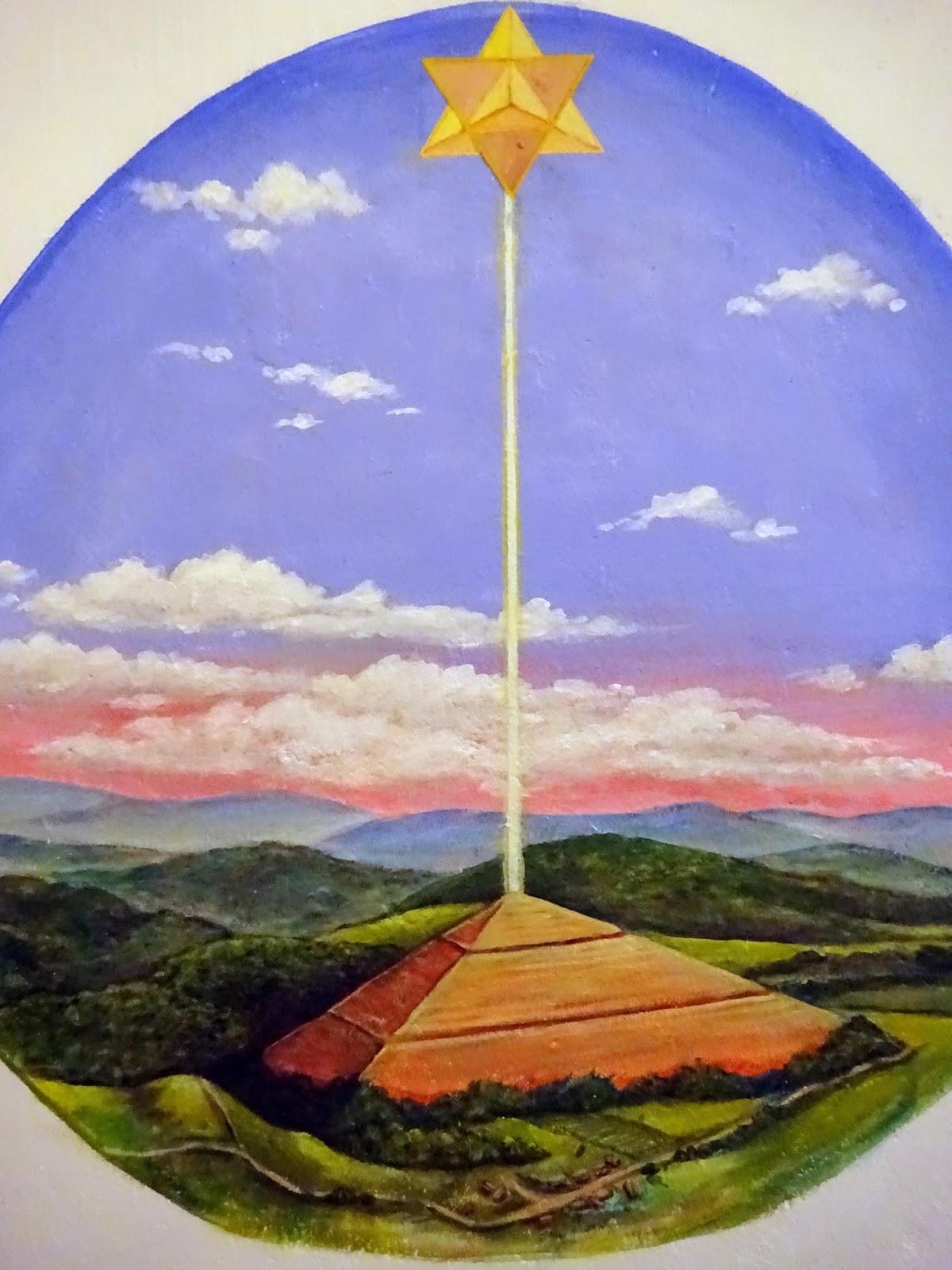 Moses berlin pyramide wandmalerei - Wandmalerei berlin ...