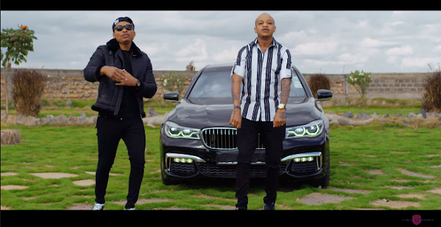 "Otile Brown ""Ndagukunda"" Video Ft Prezzo"
