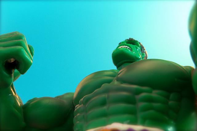 Hulk Disegni Da Colorare Per Bambini Gratis