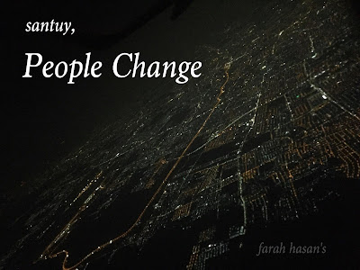 everybody has changed