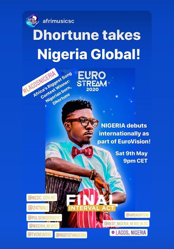 Ondo to the World! Dhortune gets Europe Attention